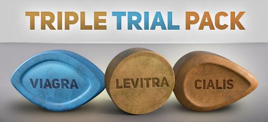 triple trial pack